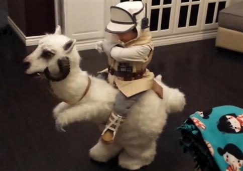 Star Wars TaunTaun Kostüm