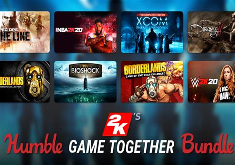 Humble 2K's Game Together Bundle