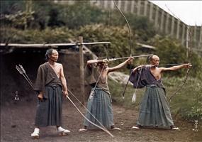 Historische Fotos Teil 9 - Nachkoloriert