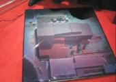 Holografische Platte