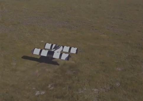 Elektroflugzeug Blackfly