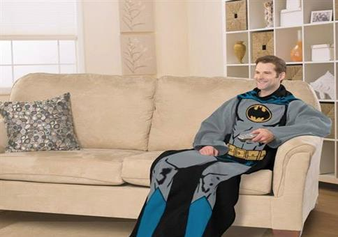 Batman Decke mit Ärmeln