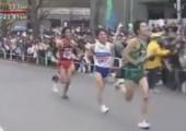 Japaner Marathon Fail
