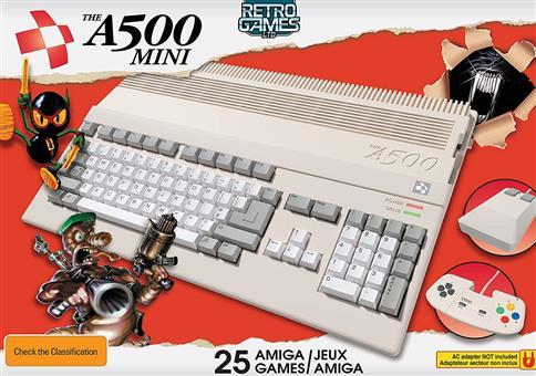 TheA500 Mini - Retro Mini Amiga