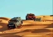 Hummer Sahara Challenge