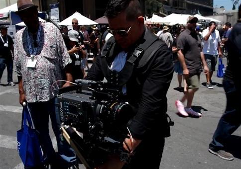 70.000 $ Kamera schrotten