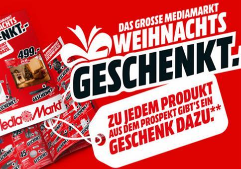 MediaMarkt GRATIS Geschenk
