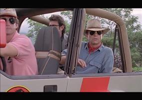 Jurassic Park VS Ace Ventura