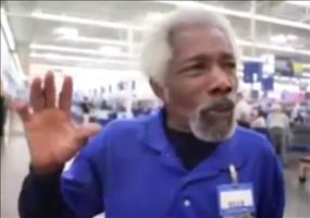 Mr. Willie, der Walmart Begrüßer BAM REMIX