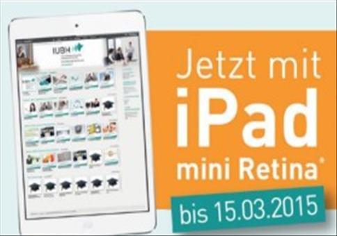 HAMMER: Kostenloses iPad sichern!