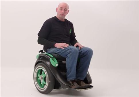 Ogo - Der Rollstuhl der Zukunft