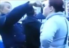 Schwalbe bei Polizeieinsatz