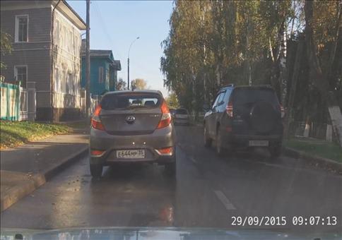 Ein ganz normales russisches Dashcam Video - Oder doch nicht?