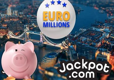 3 Tippfelder EuroMillions + 30 Rubbellose für nur 3€ statt 16,50€