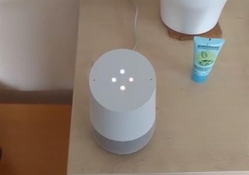 Wenn der Google Home echten Humor beweist