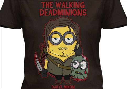 The Walking Dead Minion