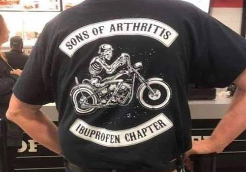 Sons mit artihritis
