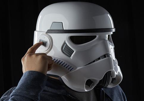 Star Wars Rogue One Helm