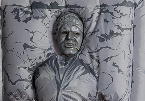 Han Solo in Carbonit Kostüm