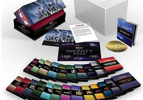 The Infinity Saga - Collector's Edition