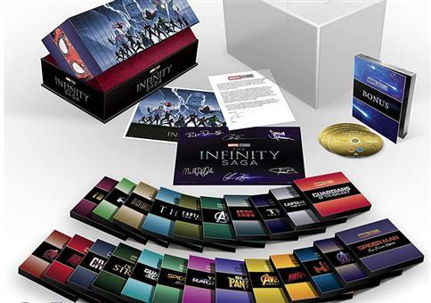 The Infinity Saga - Collector's Edition