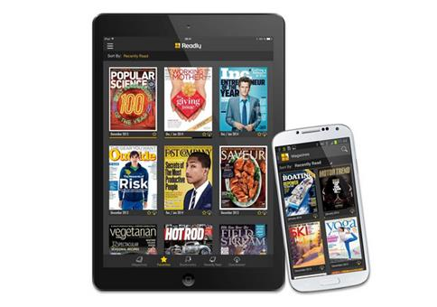 Readly Zeitschriften Flatrate für 2 Monate gratis