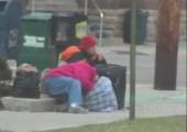 Obdachlosen etwas gutes tun