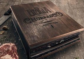 Barbecue Bibel – die etwas andere Bibel für Männer
