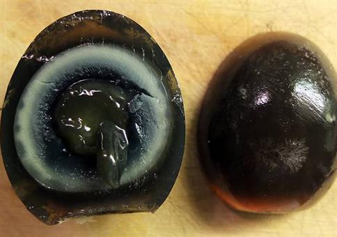 Tausendjährige Eier