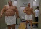 Neulich in der Männerumkleide eines Fitnessstudios
