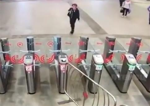Entspannt ohne Ticket in die Bahn steigen