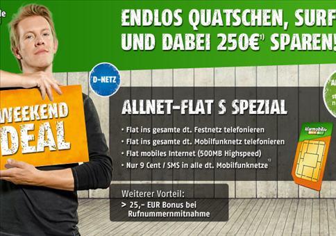 Telekom Allnet-Kracher!