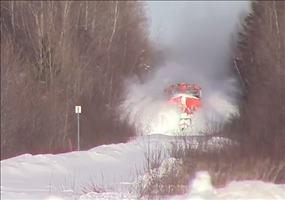 Eisenbahn: Dashing thru the Snow