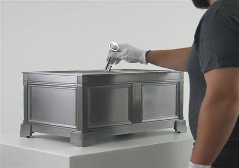Coffer - Diese Box ist nicht einfach zu öffnen