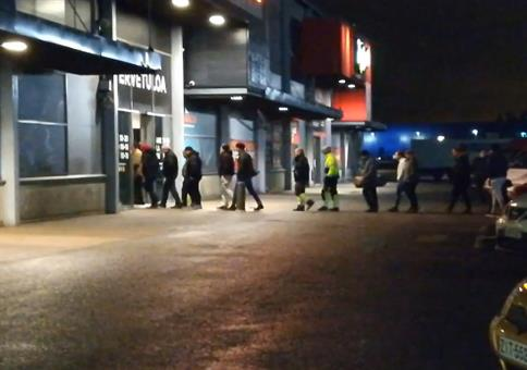 Black Friday Chaos in Finnland