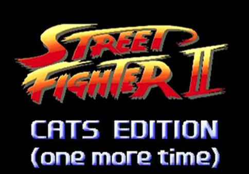Street Fighter - Cats Edition
