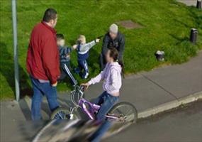 Die Top 10 der skurrilsten Bilder bei Google Street View