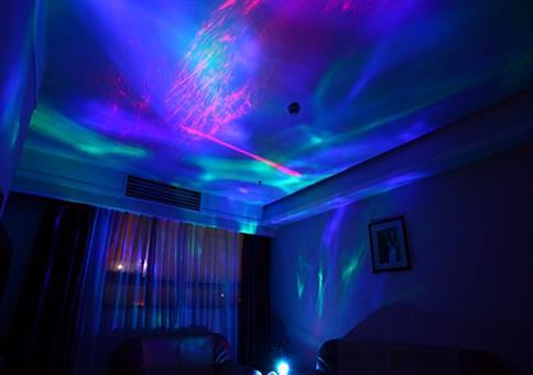 Ozeanwellen-Projektor