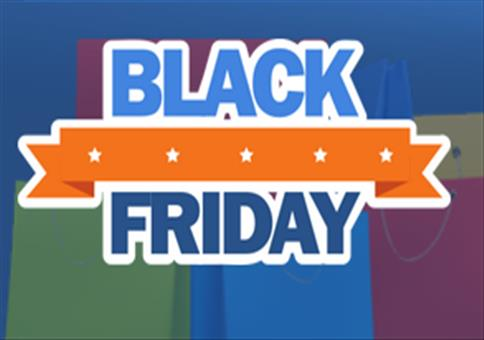 Knaller Angebote zum Black Friday
