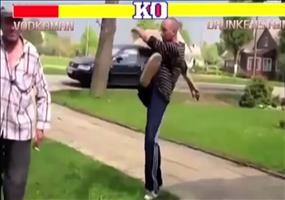 Street Fighter - Drunken Master Russian Edition