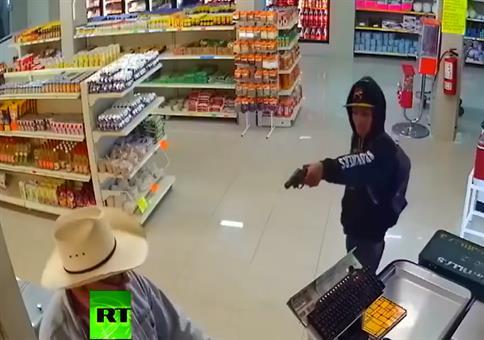 So ein Cowboyhut verpflichtet zu Heldentaten