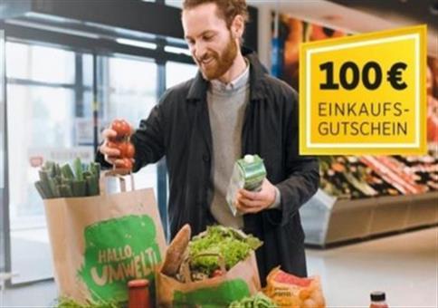 100€ REWE Gutschein für kostenloses Girokonto!