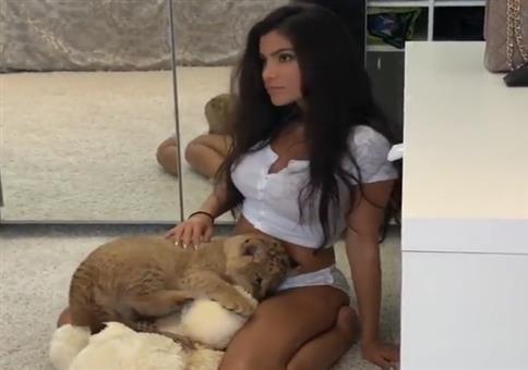 Sexy Szene aus der König der Löwen - FAIL