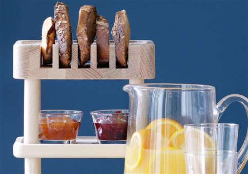 Must have: Der Toasthalter!