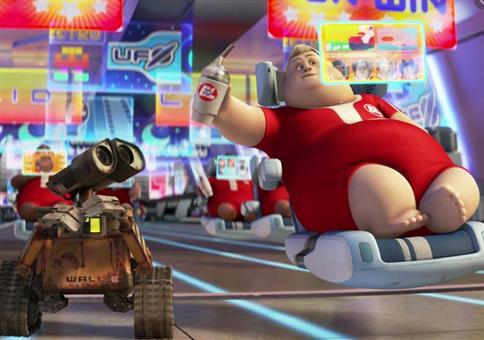 Ihr wollt euch mal wie die dicken Menschen in Wall-E fühlen?