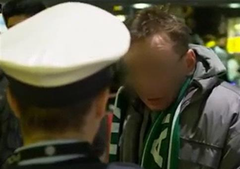 Polizistin setzt sich durch