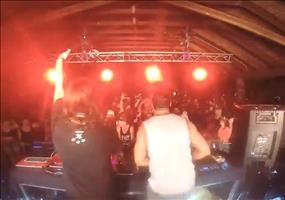 DJ Fail beim Bassdrop