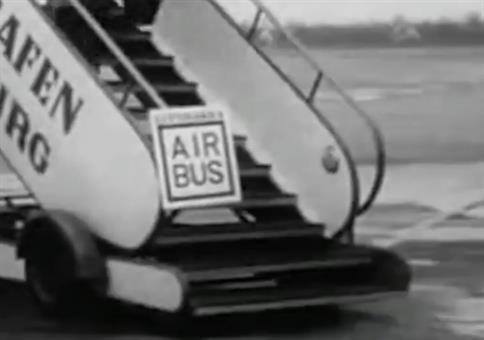AirBUS - Der fliegende Bus: Das Flugtaxi von damals