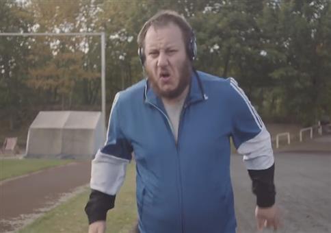 Lauf, dicke Sau – Die ehrliche Fitness App