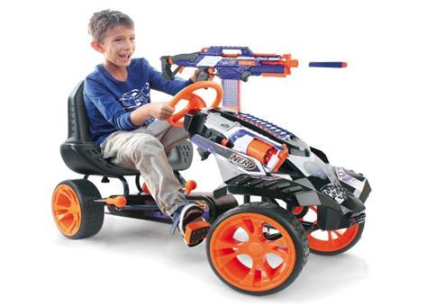 Nerf Battle Racer Go-Kart